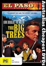 The Big Trees  DVD NEW, FREE POSTAGE WITHIN AUSTRALIA REGION 4