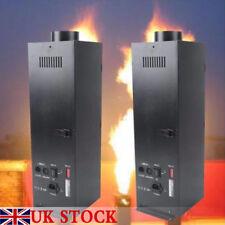 2x 200W DMX Fire Effect Flame Thrower DJ Stage Projector Machine Show