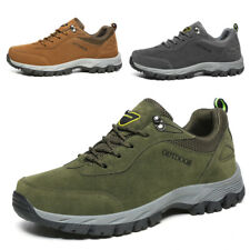 2020 MENS HIKING BOOTS NEW WALKING WIDE FIT TRAIL TREKKING TRAINERS SHOES SIZE
