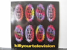 "NED'S ATOMIC DUSTBIN Kill Your Television CHAPTER 22 12"" VINYL Free UK Post"