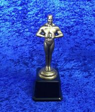 "Oscar Style Medium 9"" Prom Presentation Trophy Drama Theatre FREE Engraving"