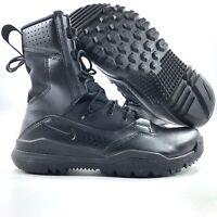 "Nike SFB Field 2 8"" Military Tactical Boots Triple Black AO7507-001 Men's 8-10.5"