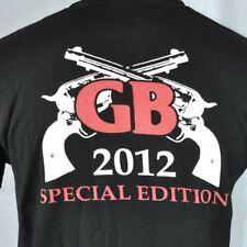 Gringo Bandito Hot Sauce The Offspring Guns M T-shirt Medium 2012 Special Edtn