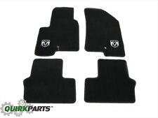 2008-2012 Dodge Caliber Slate Gray Premium Carpeted Floor Mats Set of 4 MOPAR