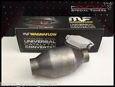 Catalizzatore KAT Magnaflow Metallico 200 celle Universale 70mm 70 Scarico inox