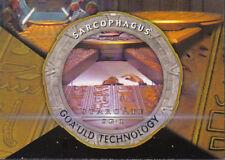 STARGATE SEASON FOUR GOA'ULD TECHNOLOGY CARD G6