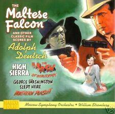 The Maltese Falcon/ High Sierra/ Northern Pursit-Original Movie Soundtracks-Cd