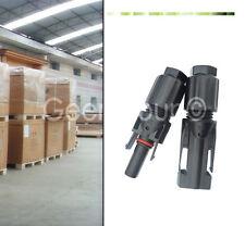 10  Paar MC4 Stecker / Solar Connector / Female und Male / Kabelverbindung / NEU