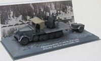 Panzer / Flakvierling Sd.Kfz. 7/1 ( USSR 1942 ) DeAgostini 1:72