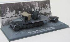 Carro ARMATO/Flakvierling Sd. KFZ. 7/1 (USSR) 1942 1:72 DeAgostini