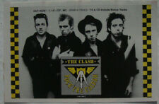 THE CLASH - ROCK THE CASBAH - Advert/Clipping! - 1982 Original - 21.5 x 14.5cm