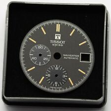 Original Tissot Navigator Automatic Chronograph Lemania Dial Singer Our