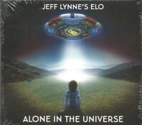 Jeff Lynne's ELO - Alone In The Universe 2015 CD album new and sealed