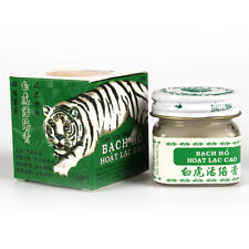 Magic Vietnam 20gwhite tiger balm for Headache Toothache Stomachache baume tiger