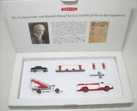 Set  -  150   Jahre   Motorpionier   Rudolf   Diesel