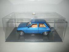 RENAULT 5 ALPINE TURBO 1982 AUTO VINTAGE SCALA 1:24