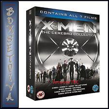 X-MEN CEREBRO COMPLETE COLLECTION - 7 FILMS  ***BRAND NEW BLU-RAY BOXSET**