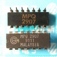1PCS MPQ2907A PNP SILICON QUAD TRANSISTOR