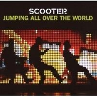 "SCOOTER ""JUMPING ALL OVER THE WORLD"" CD 13 TRACKS NEU"