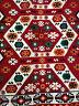 Turkish Kilim Authentic Anatolian Rug Carpet Yoruk Model 5 Colored