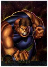 Blob #61 Fleer Ultra X-Men Chrome Trade Card (C291)
