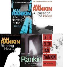 Ian Rankin ___ 5 Libro Juego ___ Nuevo ___ Envío Gratuito GB