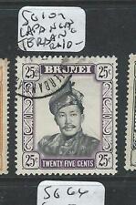 BRUNEI (PP1701B)  25C  SG 109 LAPDNGAN TERBANG VFU