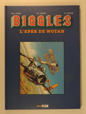 Biggles 11 Epee de Wotan Loutte ed Miklo Luxe 1998