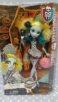 "2014 Mattel Monster High "" Monster Exchange"" Lagoona Blue NIB NRFB"