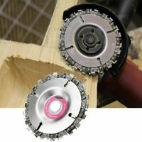 "4"" Angle Grinder Disc  NEW Chainsaw For Wood Cutting 22 Tooth Chain Saw Blade"