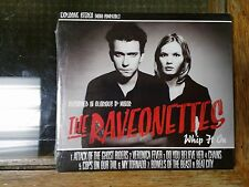 CD The Ravonettes Whip It On brand new sealed Columbia 2002 promo copy