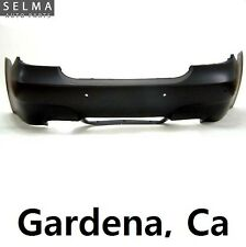 BMW E60 M5 Style Rear Bumper Quad 5 Series with PDC 04-07