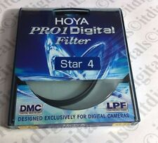 Genuine Hoya Pro 1 Digital 62mm Star 4 Star-4 Effect Filter HOXD62STAR4 DMC LPF
