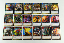 World of Warcraft WoW TCG Blood of Gladiators Heroes Set * All 18 Heroes!