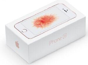 Apple iPhone SE 16GB Rose Gold (Verizon) A1662 (CDMA + GSM) New Other SEALED BOX