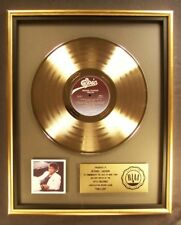 Michael Jackson Thriller LP Gold RIAA Record Award Epic Records To Michael