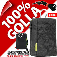 Golla Phone Case Pouch Bag for 4 4S 5 5S 5C SE Samsung Galaxy S2, S4 Mini