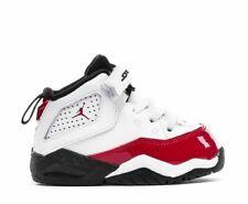 Jordan B'Loyal (TD) CK1427-106 White Gym Red Black Toddler Baby Boy's Shoes NEW!