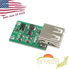 2.0V to 4.5V In 5V USB Out DC-DC PFM Boost Step-up Power Supply Converter Module
