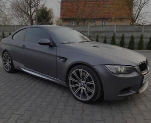 Spoiler Minigonne Laterali per BMW 3 E92  E93 Coupe/Cabriolet 06-13 ABS Plastica