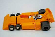 TRANSFORMER 6 Wheeled F1 / FORMULA 1 / INDY Racing Car w/ Special Features.