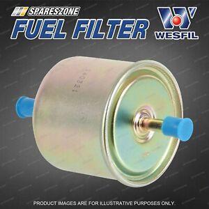 Wesfil Fuel Filter for Nissan Gazelle S12 Pintara Skyline R31 Refer Z202