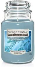 Yankee Candle Home Inspiration Large Jar Frosty Winter Morning 538g