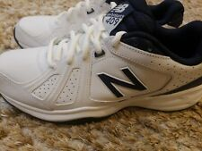 New balance Men's 409 Golf Shoes - White with Black. Size 10.5. Brand new