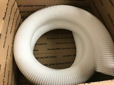 """RIGGING HOSE OUTBOARD WHITE 2"""" 232 RFH2DP ENGINE WIRE LOOM 5 FT RIGGING TUBE"""