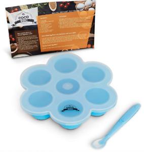Premium Silicone Egg Bites Molds for Instant Pot & Pressure Cooker Accessories