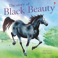 Black Beauty (Usborne Picture Storybooks) by Anna Sewell, Good Used Book (Hardco