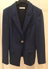 Authentic Versace Navy Blue Blazer Size 42