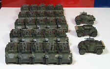 Massive 210 Piece Axis & Allies Lot Wizards of the Coast Humber Half Track Tanks