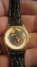 VERY RARE 1990 DISNEY EMPLOYEE MICKEY MOUSE MCTRACY CHARACTER WATCH SMALL UNWORN
